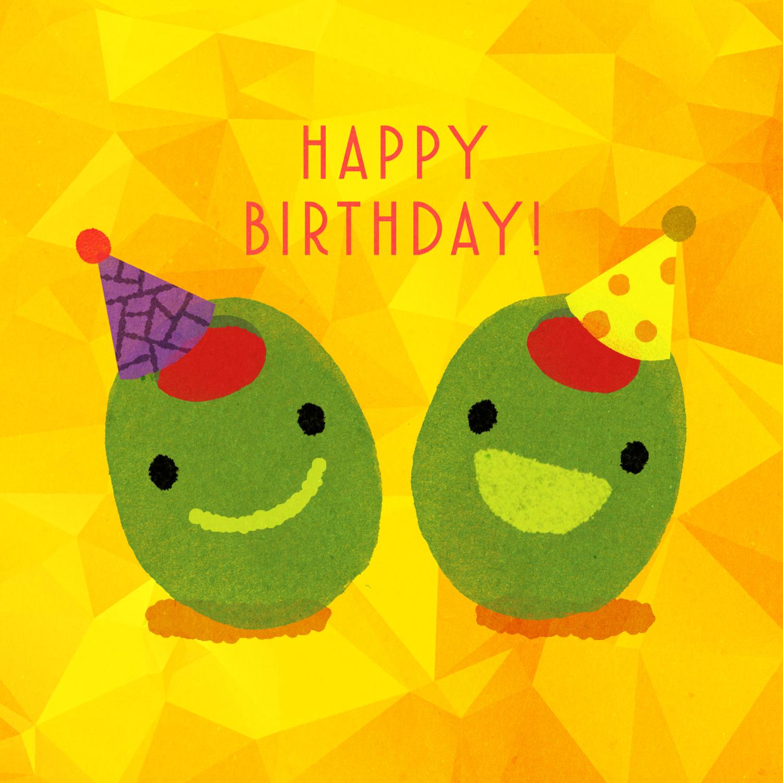 Olive Birthday