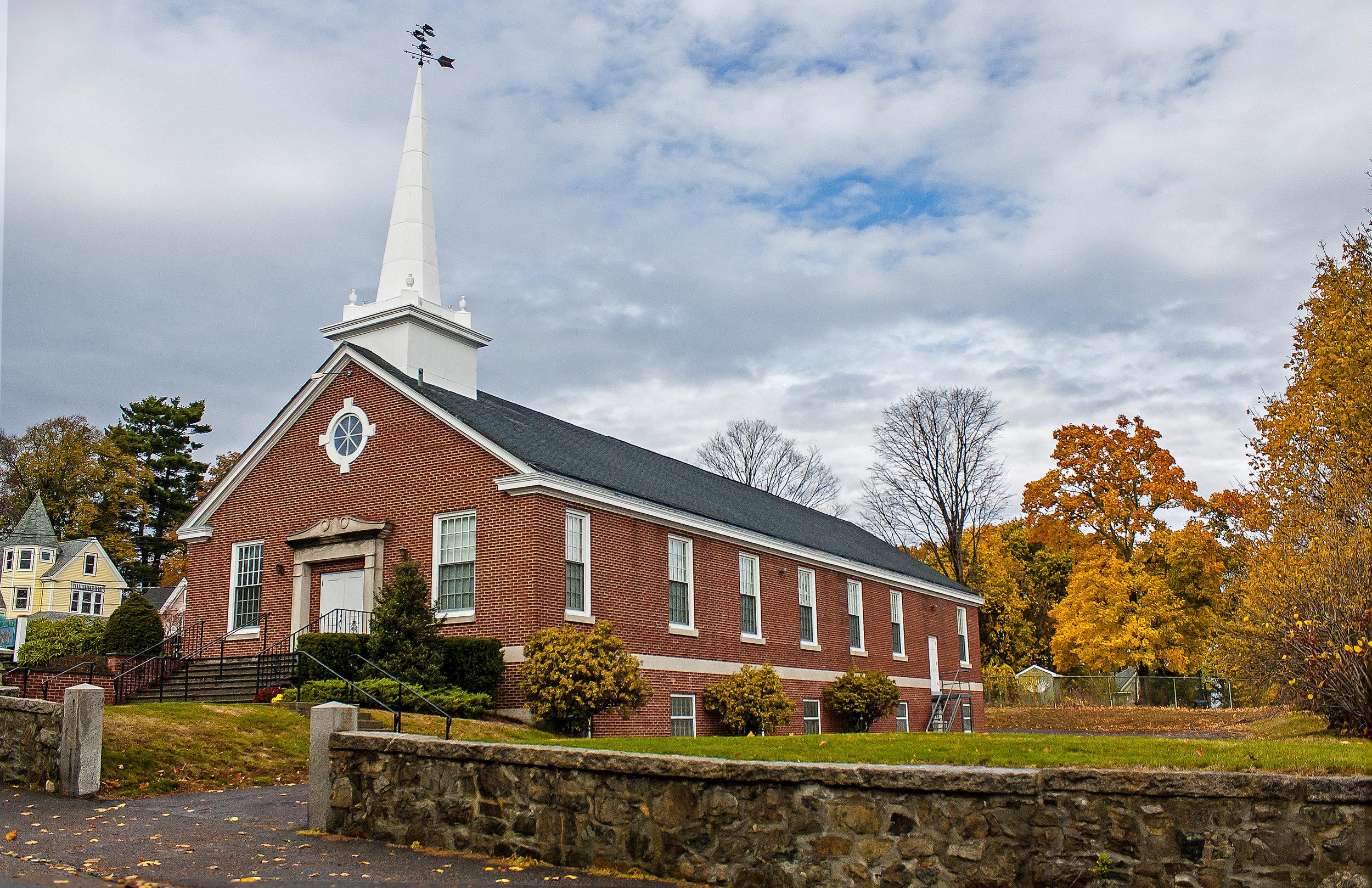 Stoneham Memorial Seventh-day Adventist Church