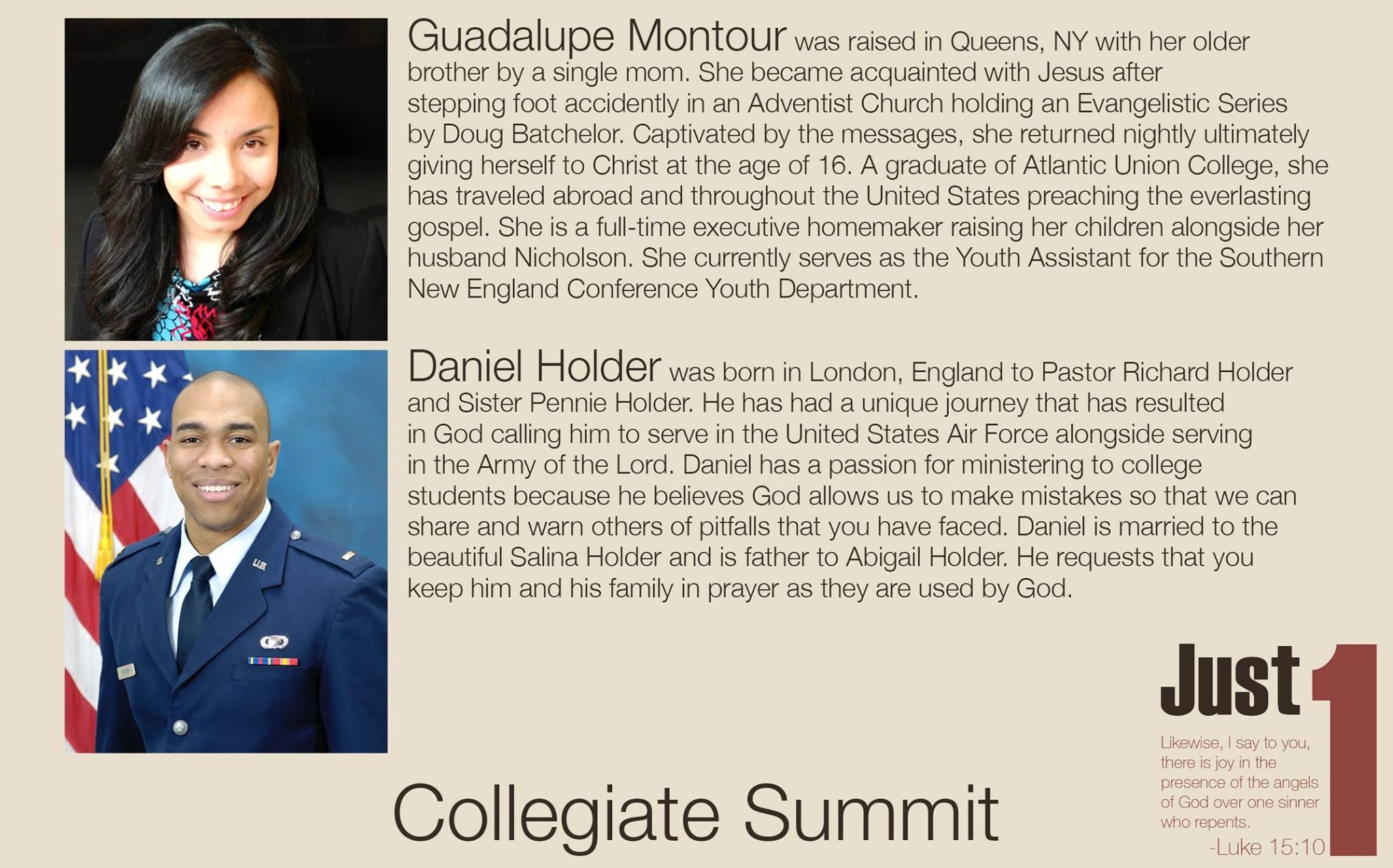 Summit Guest Speakers