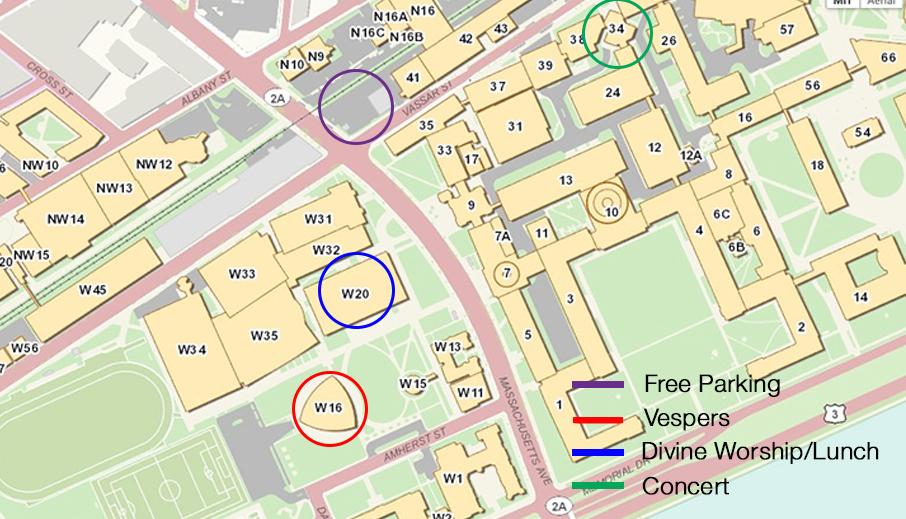 MIT Map