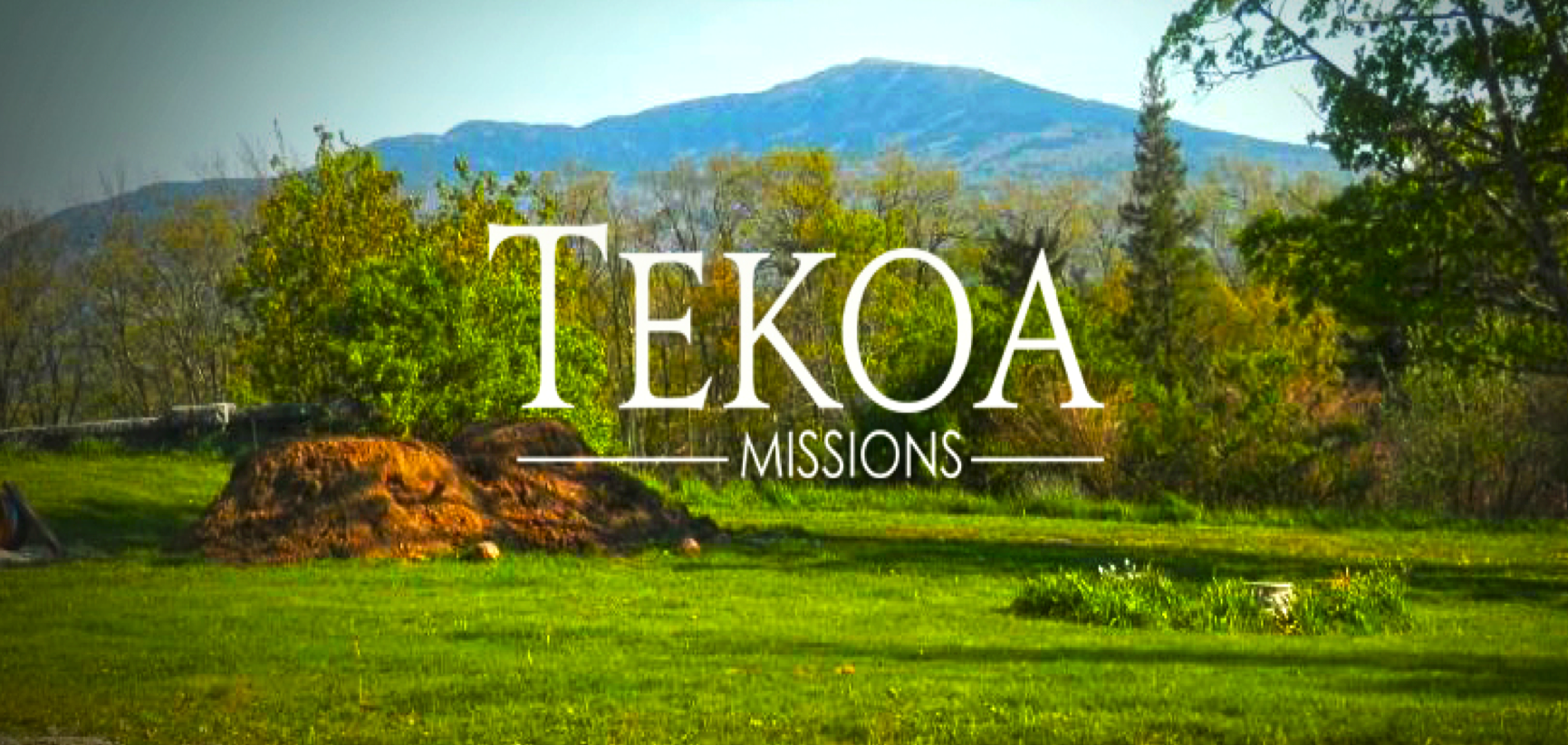 Click for more info about Tekoa Missions