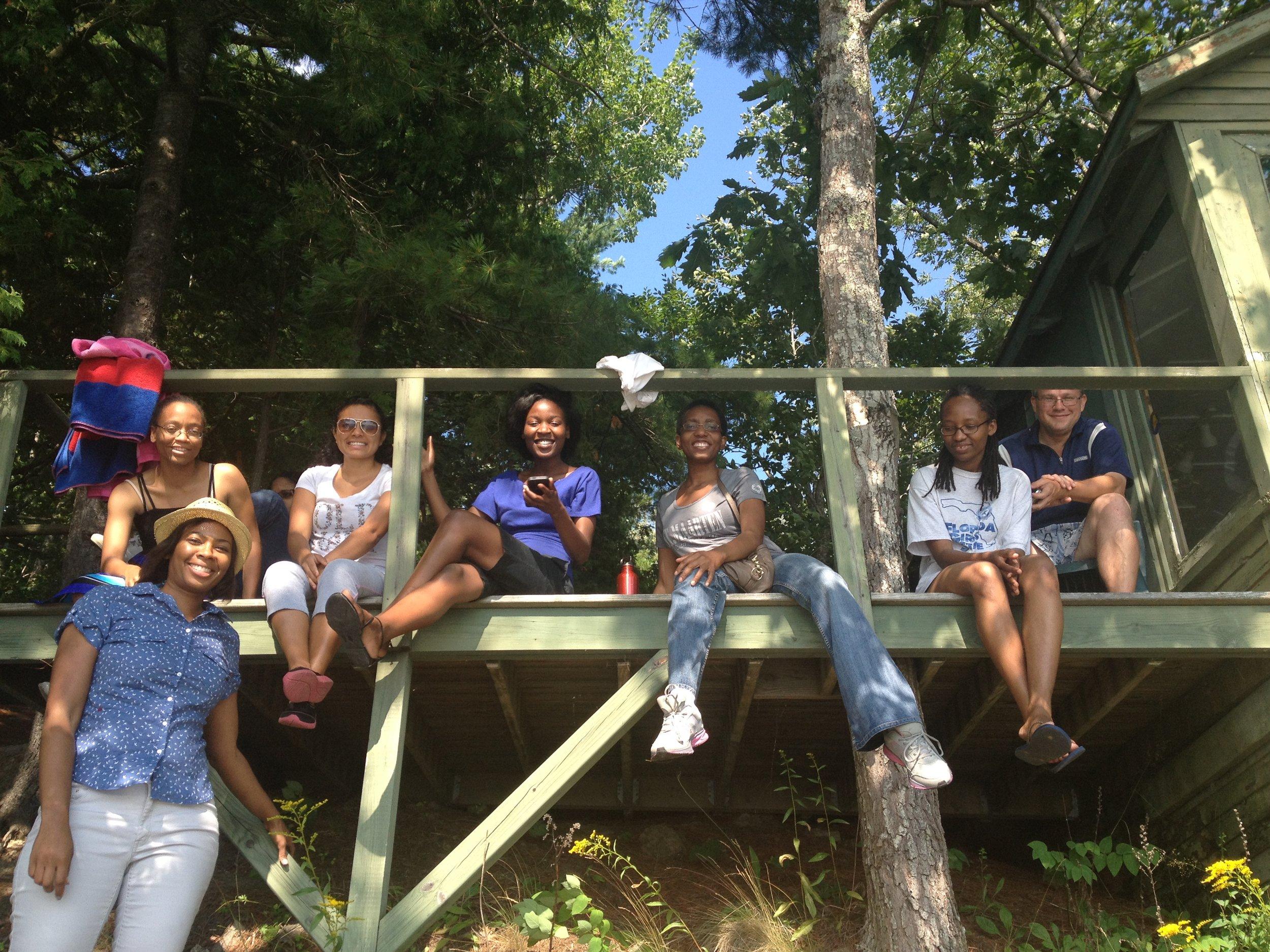 Summer Maine Retreat 2015