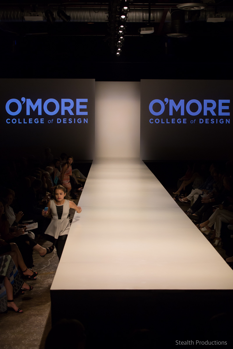 O More Fashion Show 2015 Stealth Productions