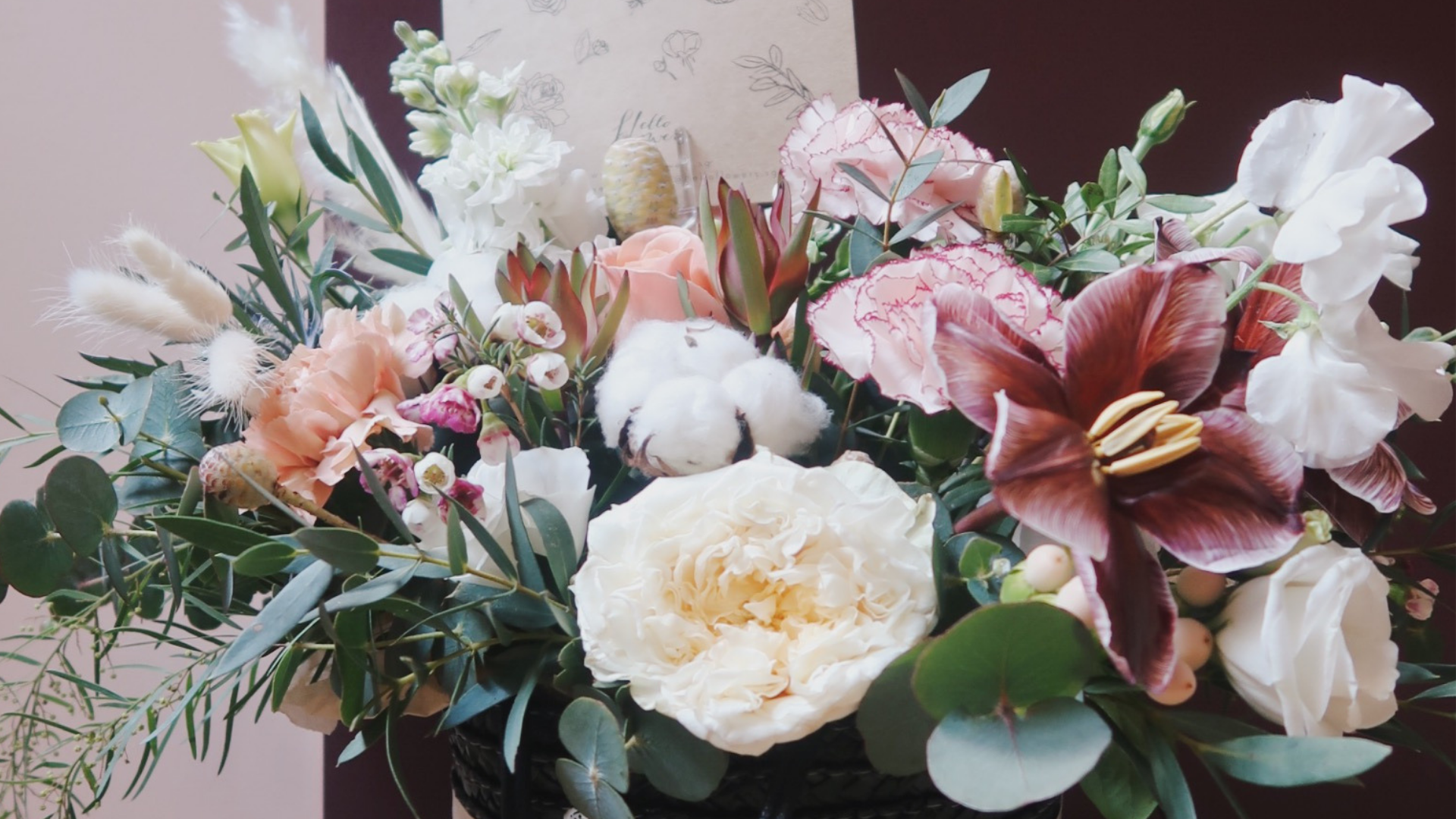 Hello Flowers Crafted Bouquets Flower Delivery Wedding Styling