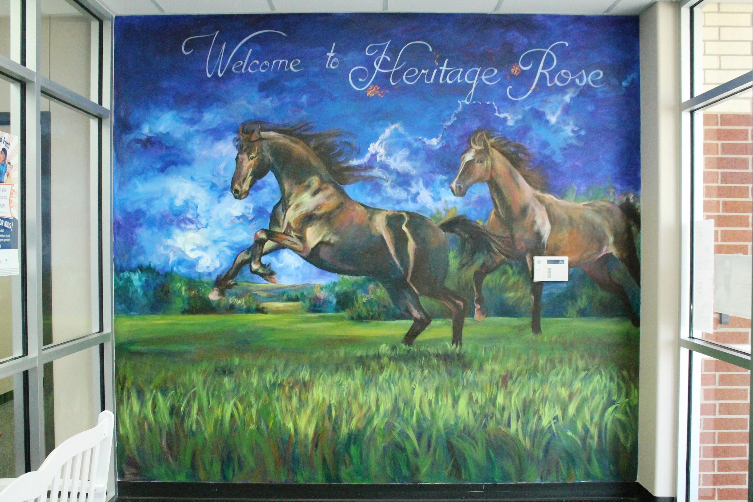 Heritage Rose Elementary 2013