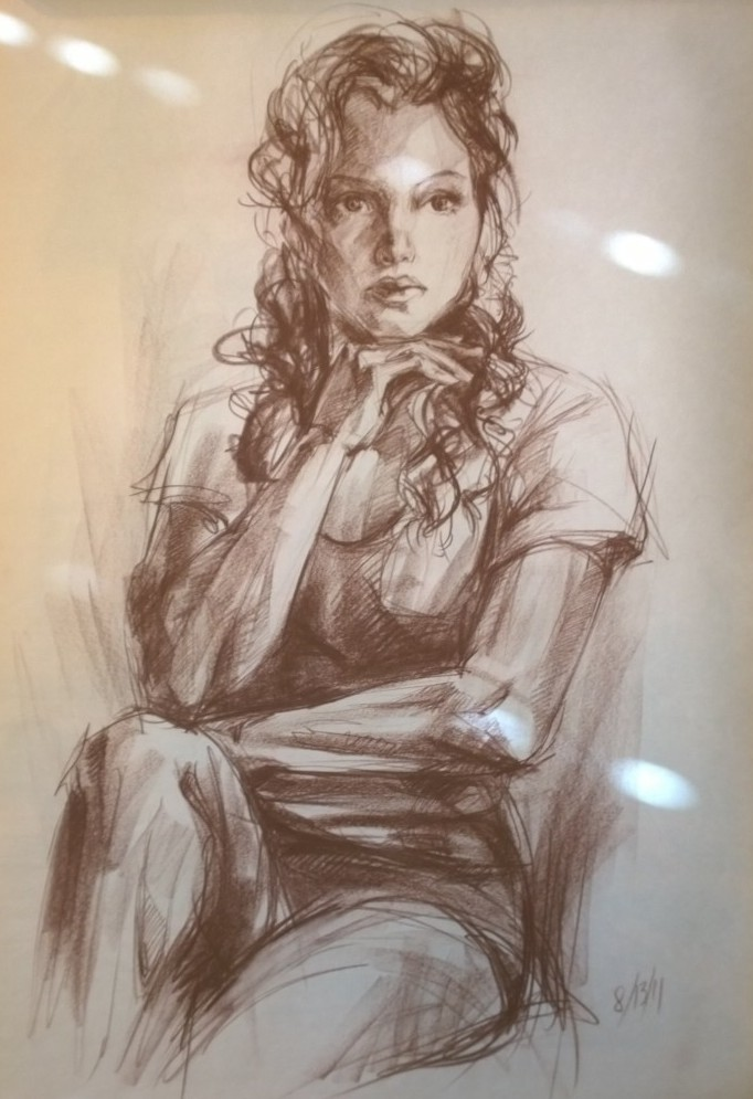 Charcoal Sketches '06-'11