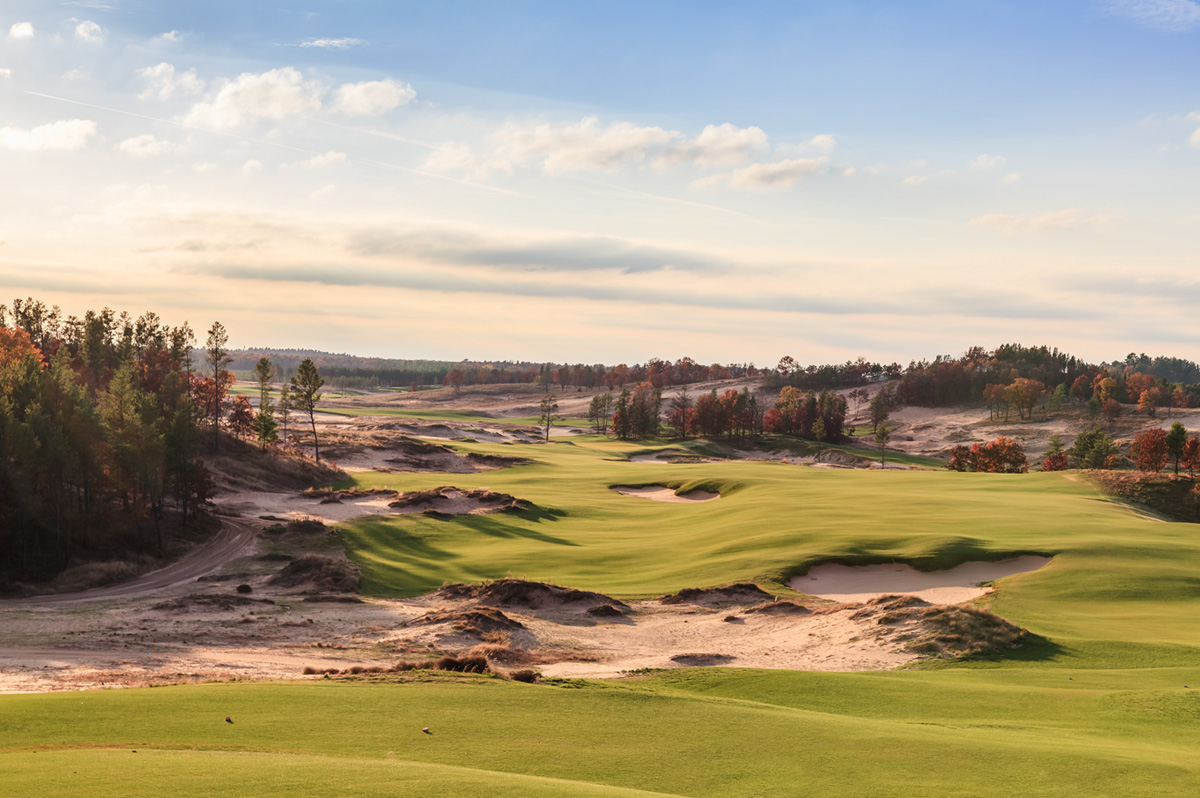 #10 at Sand Valley