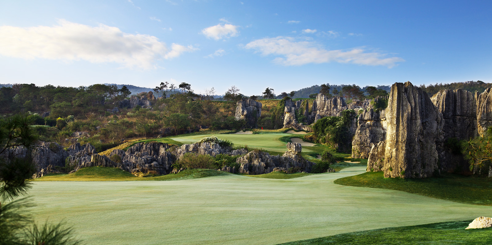 #11 at Stone Forest - Leader's Peak