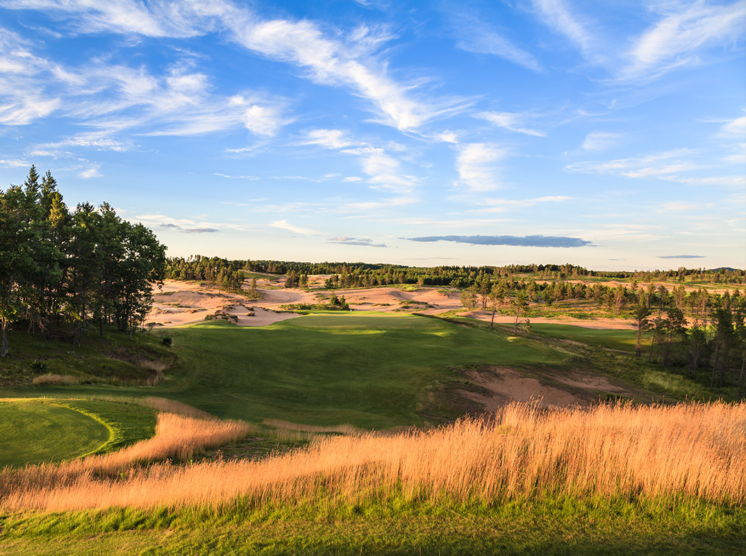 #5 at Sand Valley