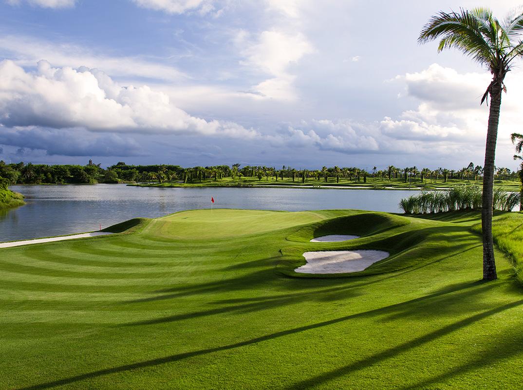 #7 at Lihu Lanting Golf Club