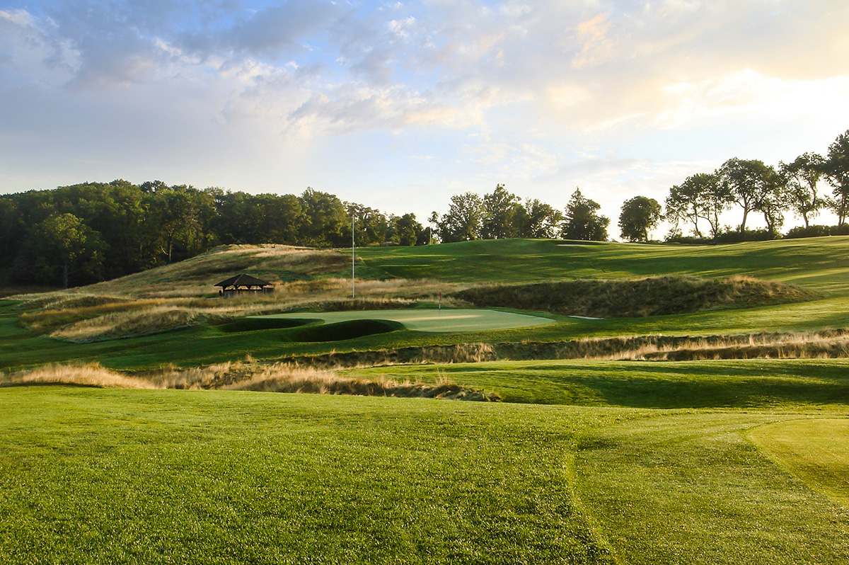 #5 at Oakmont Country Club