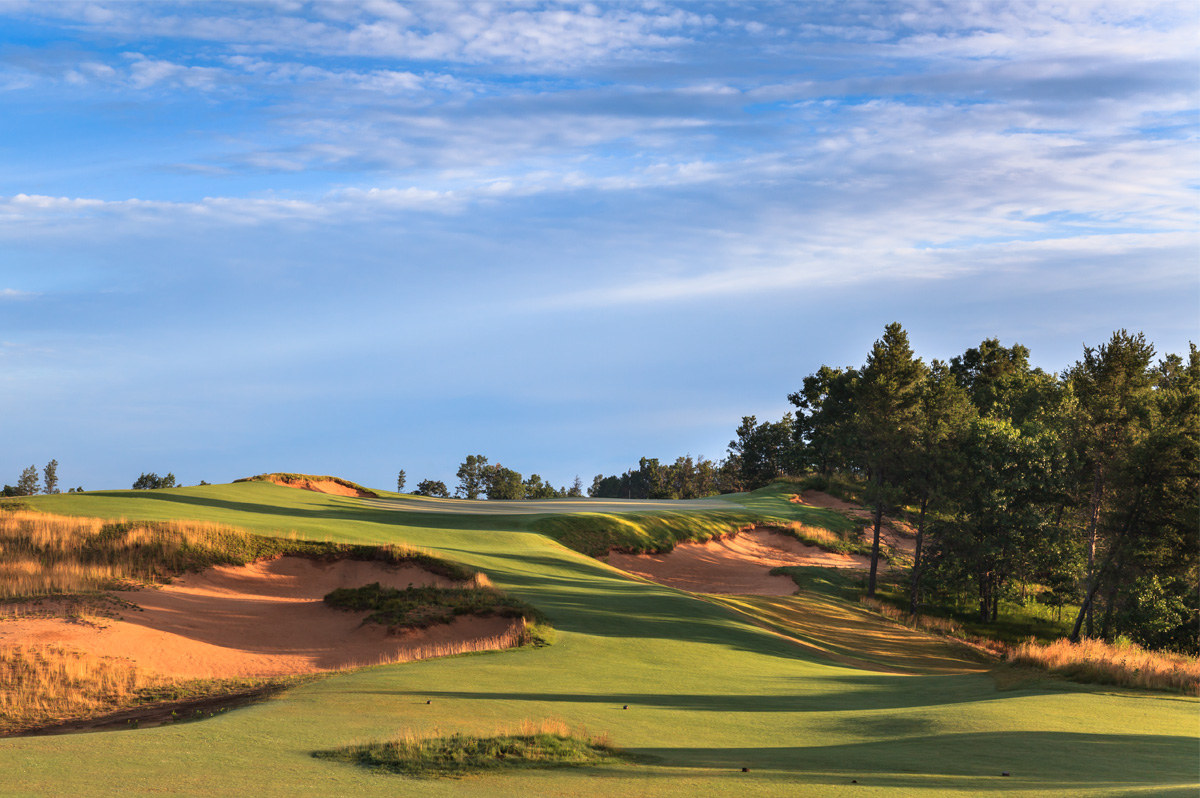 #8 at Sand Valley
