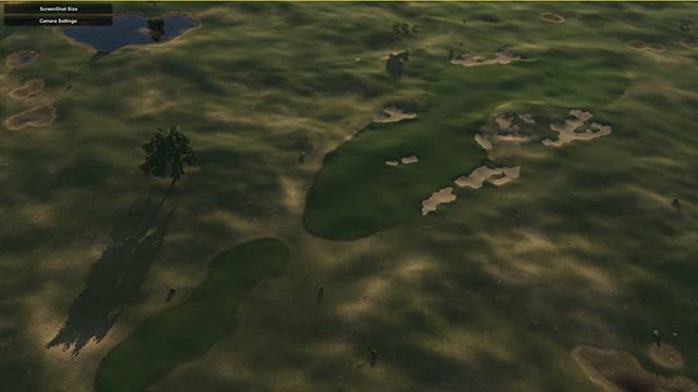 Here are a few renderings of the design using @thegolfclubgame I still need to work out how to post the videos!