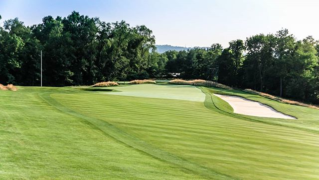No. 15 at OCC, I still haven't seen another green site like it. So different from the other 17.