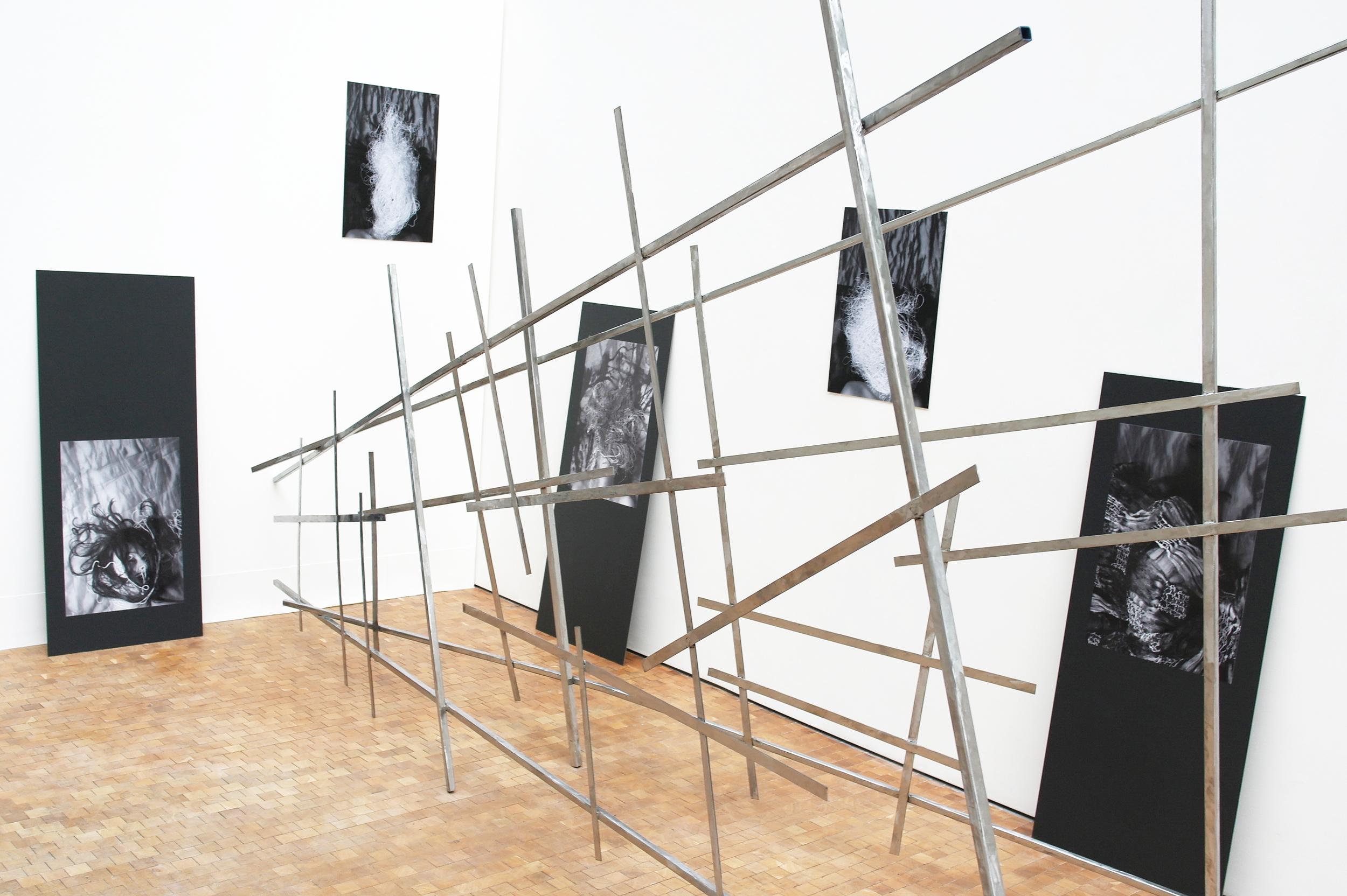 Vanishing Voices II  Exhibition View, 2013