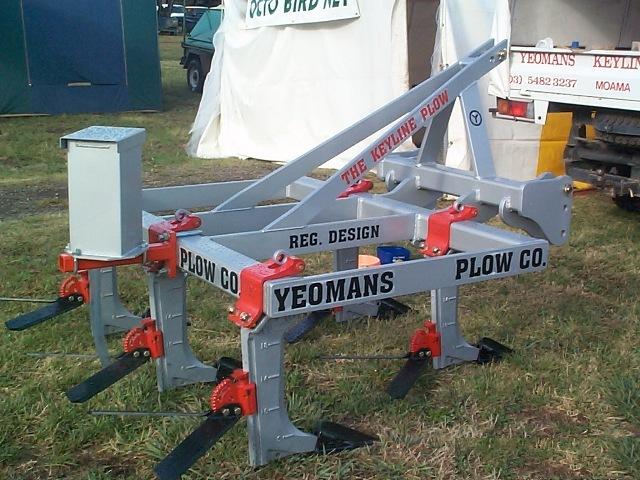 La charrue Yeomans