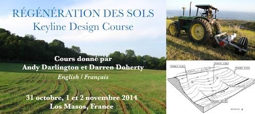Agriculture régénérative Kelyline Design Course - Darren Doherty et Andy Darlington