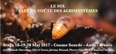 Stage Le Sol, 18, 19, 20 mai 2017, Coume Sourde Franck Chevallier, Hervé Coves, Baptiste Maître, Jeremy, Rizoud, Pierre-Yves Petit
