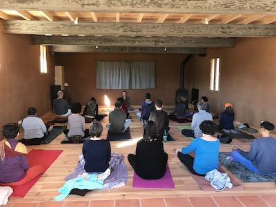 Journées Yoga non dualité 2018, Dominique Féraud Dimanche 14 octobre Dimanche 18 novembre Dimanche 16 décembre