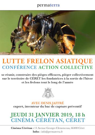 Conférence avec Denis Jaffré, Céret, 31 janvier 2019