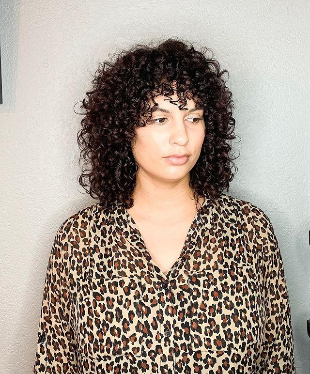 #curlycut #ouidad #curlyhair #naturalhair