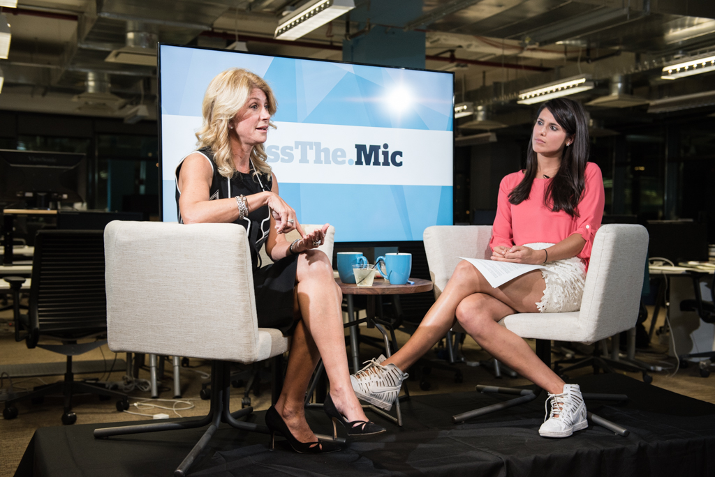 Pass the Mic with Wendy Davis