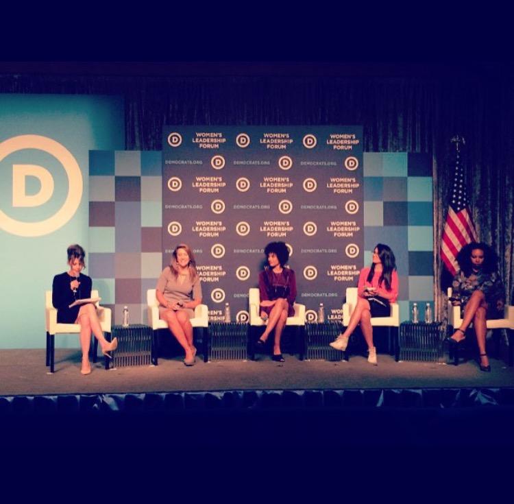 DNC Women's Forum 2015