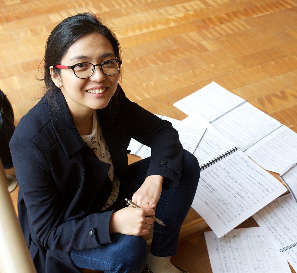 Jung Yoon Wie - COMPOSER