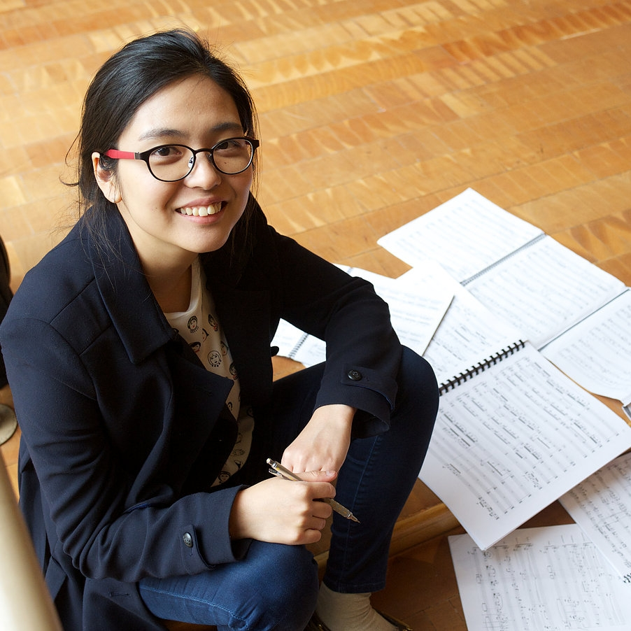 Jung Yoon Wie - featured composer