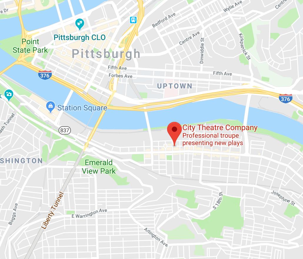 Location  CITY THEATRE 1300 Bingham Street Pittsburgh, PA 15203