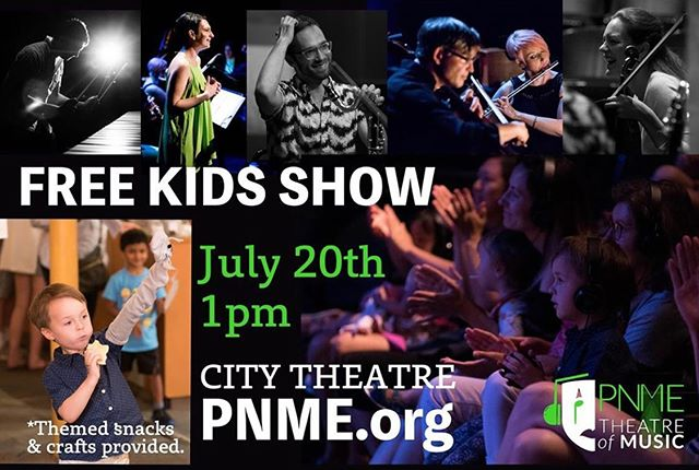 TODAY FREE show for KIDS and first timers! Join us at @city_theatre 1pm - themed snacks and crafts to follow! #thenextgeneration #kidsarethefuture #pittsburghkids #pittsburghkidsactivities #pittsburghchildren
