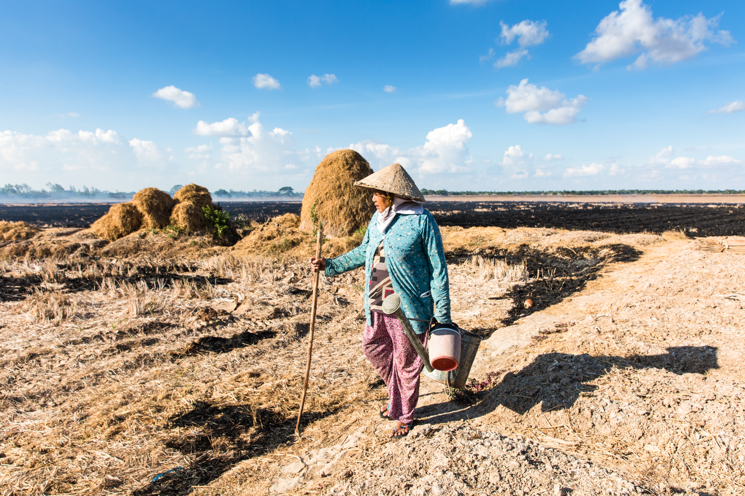 Ly Thi Mien - 63Yrs