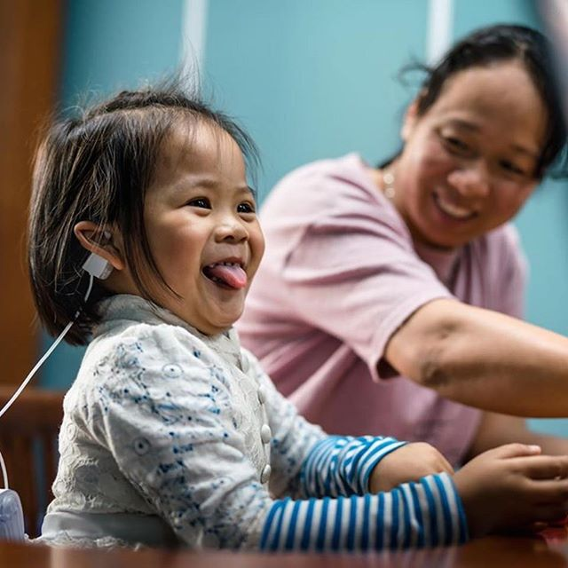 "#Repost @htw_foundation ・・・ Please vote for us! One of our pictures by @timgerardbarker from the CI Vietnam project is nominated for the best PR picture in the category ""stories & campaigns"". Please vote for our picture with little Ha. Thank you all for supporting us! Link for voting is in here - https://www.pr-bild-award.de/voting/120-stories-kampagnen.html  3.5 years old Ha is one of the children that has received a #CI through Hear the Worlds partnership with Global Foundation for Children with Hearing Loss. Ha is the second of three daughters and was born pre-mature. One of her ears was severely and the other was profoundly impaired. Her parents hope that after having the CI surgery, their daughter can talk normally like her peers, go to school and integrate with the community. #votenow #heartheworld #civietnam #csr #audpeeps"