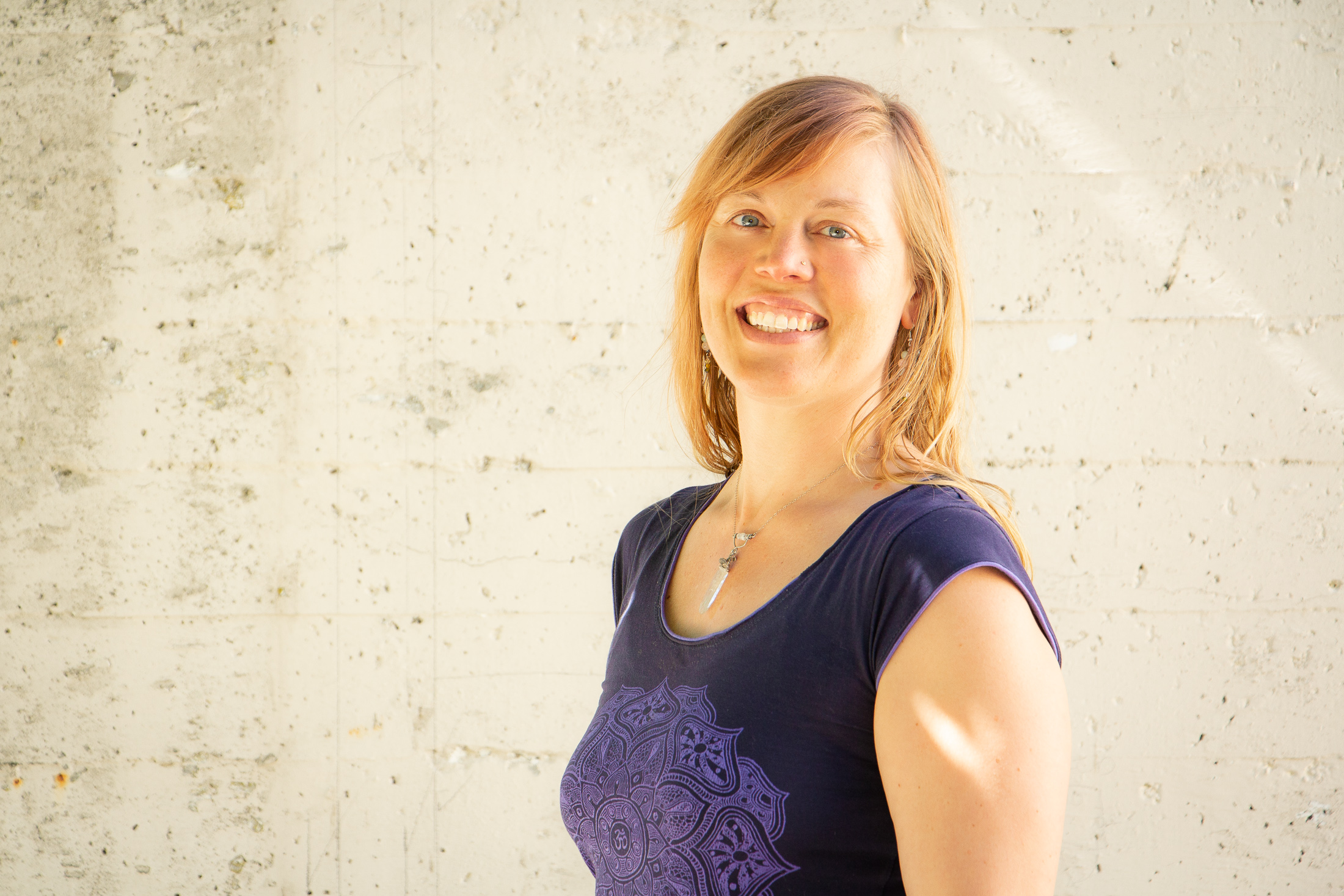 Jacquie Rae Potter - Sound Healer, Massage Therapist, Yoga Instructor
