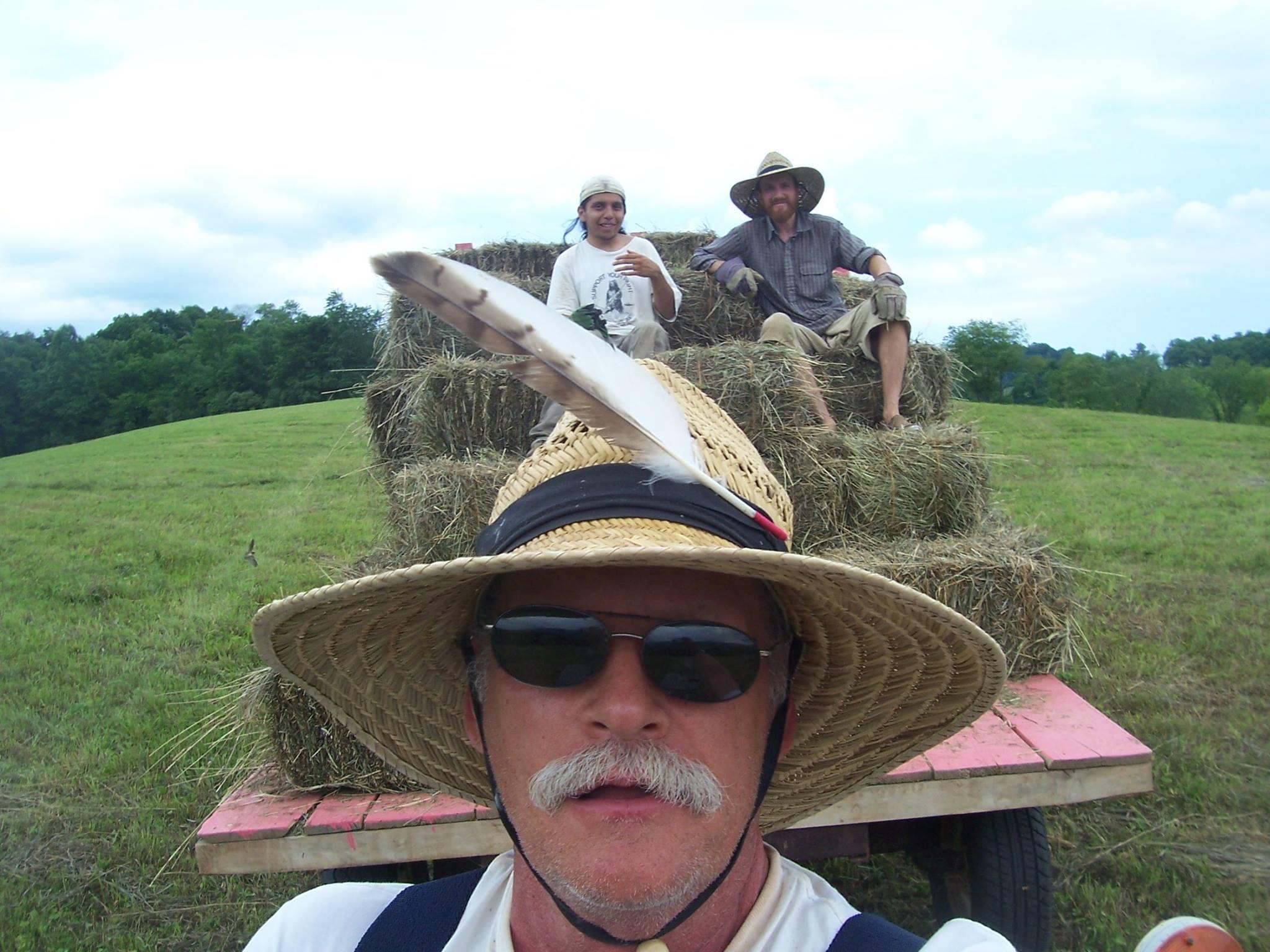 Haymakers.
