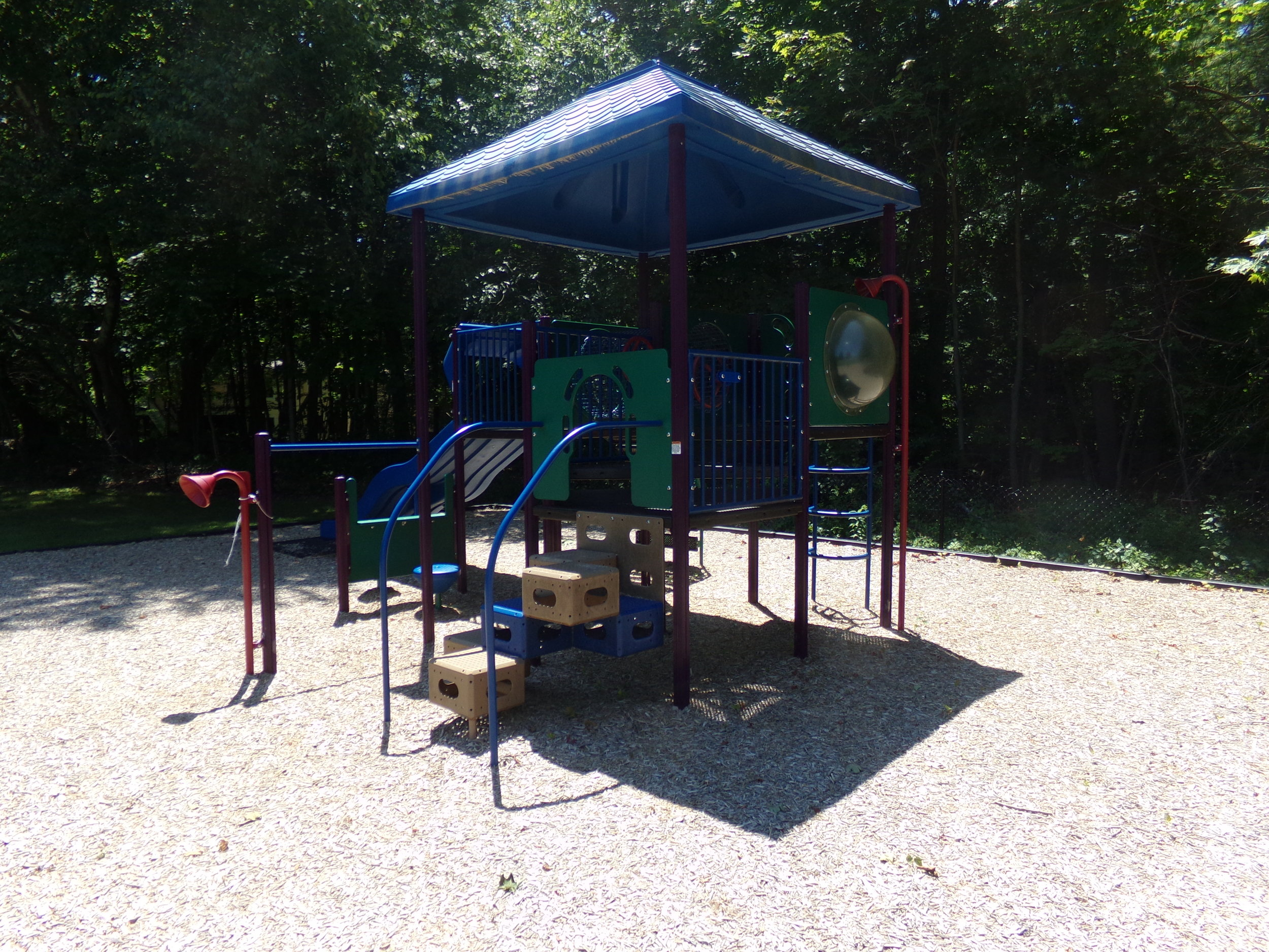 Summers at Sunny Hill -