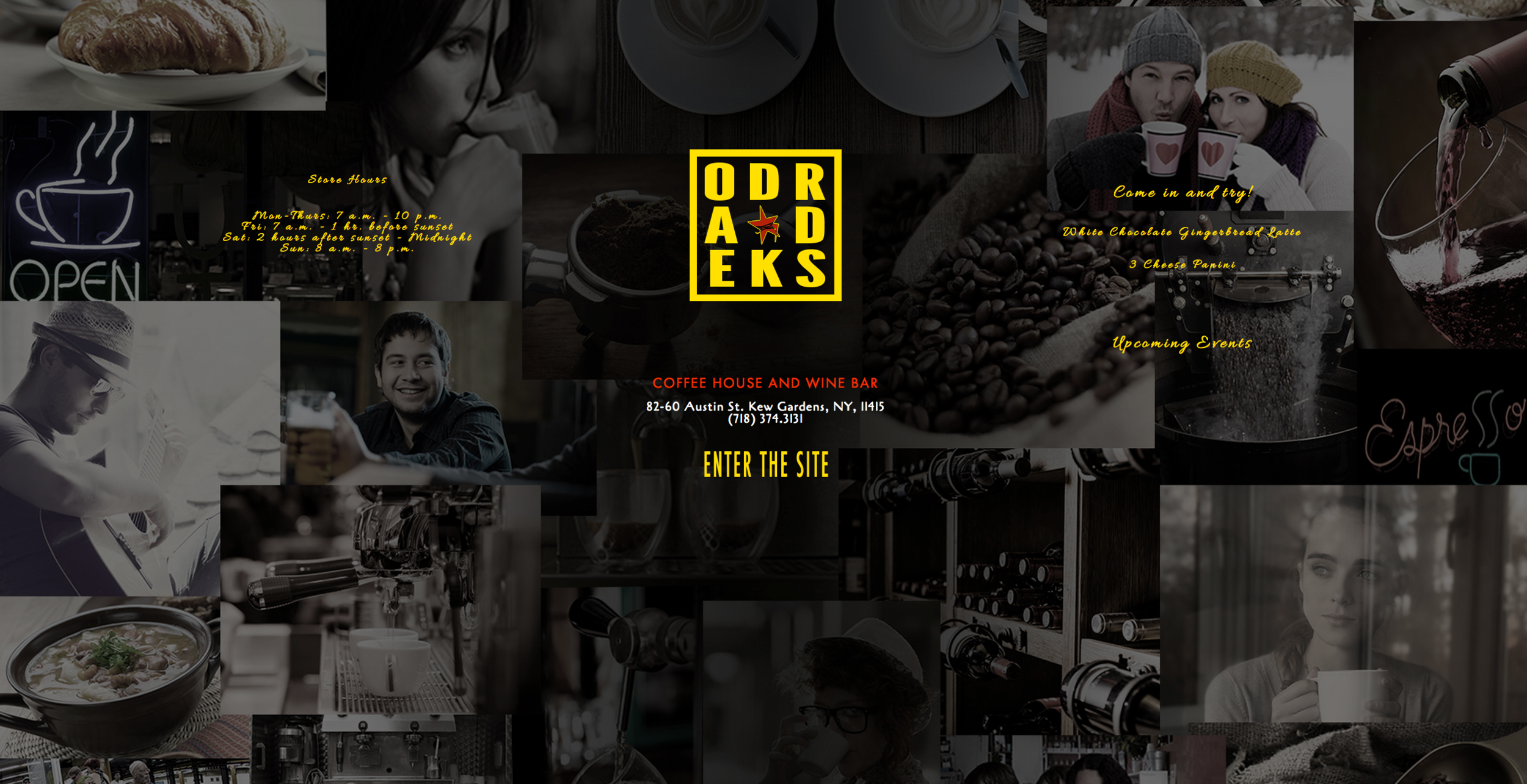 Odradeks Coffee