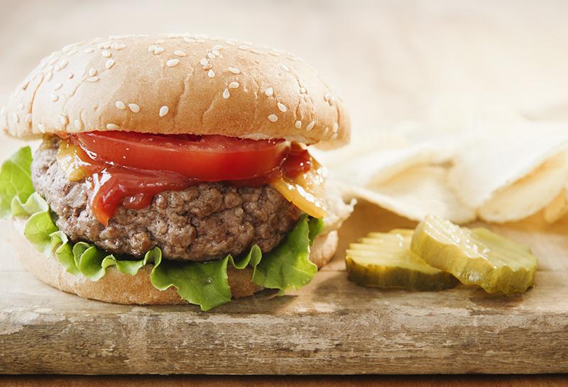 Chasing Saturdays - burgers