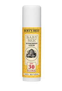 Burt's Bees baby bee sunscreen stick