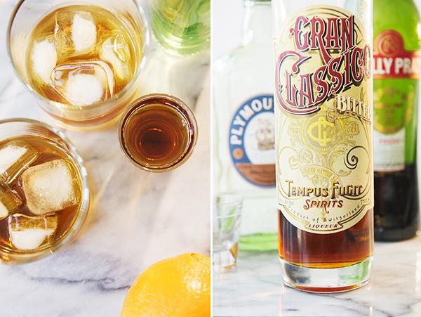 Gran Classico bitters - chasing saturdays