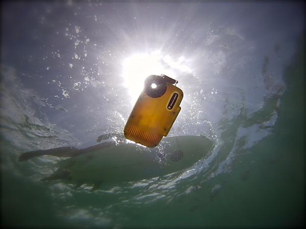 Watershot Underwater Phone Housing - Chasing Saturdays