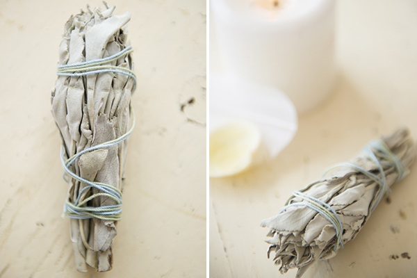 how to smudge your home - chasing saturdays