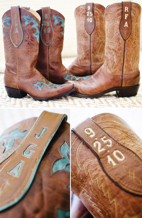 cowgirl boots - chasing saturdays