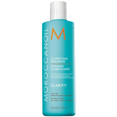 clarifying shampoo - chasing saturdays