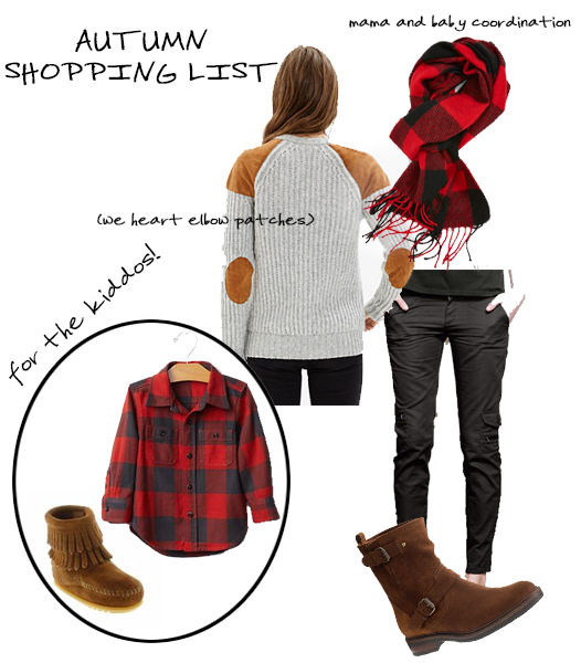 fall shopping - chasing saturdays