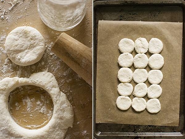 homemade buttermilk biscuits - chasing saturdays