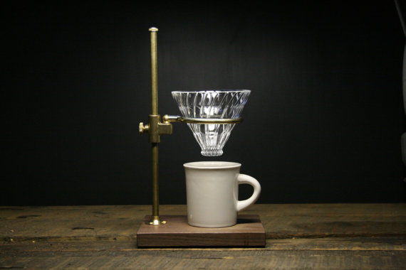 The Coffee Registry - The Clerk V60 Coffee Pour Over Stand