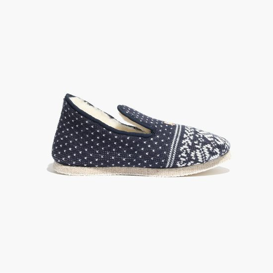 armor-lux & madewell slippers