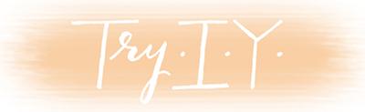 Try.I.Y. - chasing saturdays