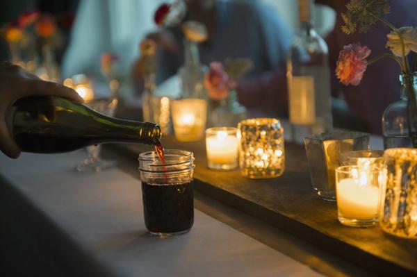 red wine - chasing saturdays